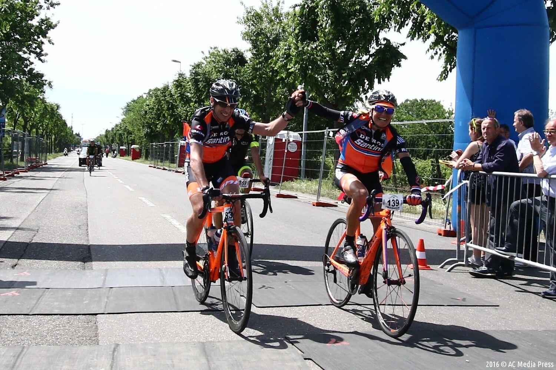 Olga Cappiello vince a Voghera