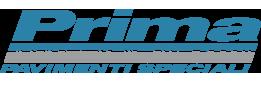 Logo sponsor Prima Pavimenti srl