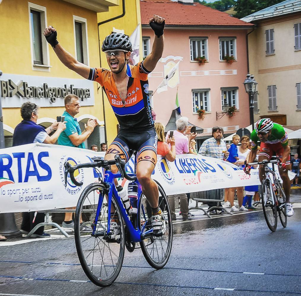 Fulvio Magnaldi - Team De Rosa Santini